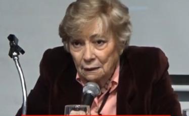Acto Homenaje a Ana P. de Quiroga